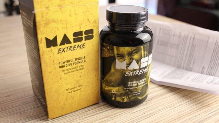 Ravintolisä Mass Extreme suomi keskustelu forum